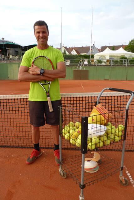 Unser Trainer: Dimitar Marashliev