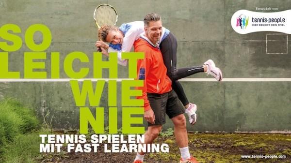 Tennis so leicht wie nie